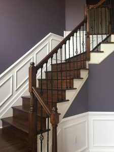 Wainscoting Installations